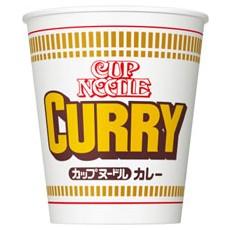 닛신 컵누들 카레