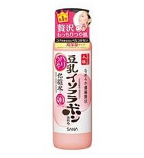 [나메라카혼포] 두유 이소플라본 탄력 윤기 화장수(스킨) 200ml