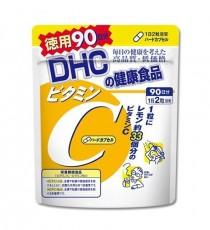 DHC 비타민 C 하드타입 90일분 180정 (대용량)