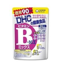 DHC 비타민 B 믹스 90일분 180정
