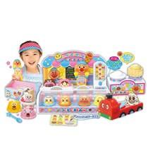 호빵맨 아이스크림 가게 장난감 스페셜 세트