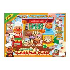 호빵맨 잼 아저씨의 갓 구운 빵공장 장난감 세트