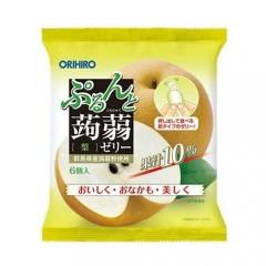 [오리히로] 곤약젤리 배맛 6개입