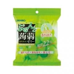 [오리히로] 곤약젤리 청포도맛 6개입