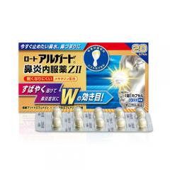 로토 아루가도 비염내복약 ZII 20캡슐