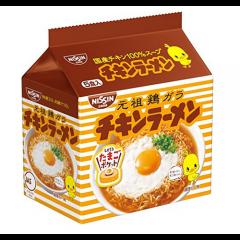 닛신 치킨라멘 (봉지타입 5봉입)