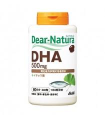 디아나츄라 DHA with 은행나무잎 240정 (60일분)