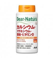 디아나츄라 칼슘/마그네슘/아연/비타민D  180정 (30일분)