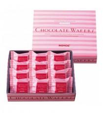 로이스 초콜렛 웨하스 - 딸기 (12개입)