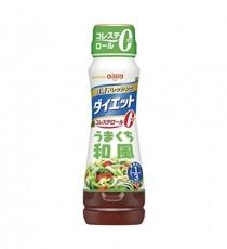 [닛신] 다이어트 콜레스테롤 제로 드레싱 (달콤한 와풍 맛)