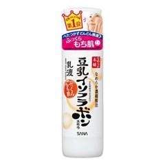 [나메라카혼포] 두유 이소플라본 촉촉한 유액(로션) 150ml