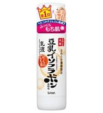 [나메라카혼포] 두유 이소플라본 촉촉한 유액(로션) 대용량 200ml