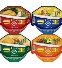 [닛신] 라오 컵라면 4종(택1) 간장맛, 닭육수맛, 돈코츠맛, 된장맛