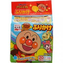 호빵맨 후리카케 4가지 맛 (20개입)