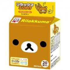 리락쿠마 후리카케 4가지 맛 (20개입)