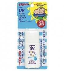 피죤 UV베이비 밀크 워터 프루프 SPF35 PA+++30g(0개월부터) 썬크림