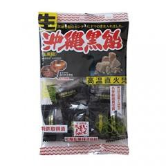 [마츠야제과] 생 오키나와 흑 사탕