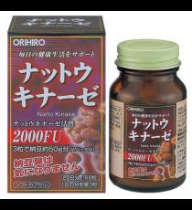 오리히로 낫토키나제 60캡슐