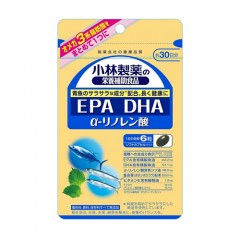 고바야시 EPA DHA α- 리놀렌 약 30일분 180정