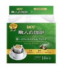 UCC장인의 커피 드립 18개입 (깊고 진한 브렌드 맛)