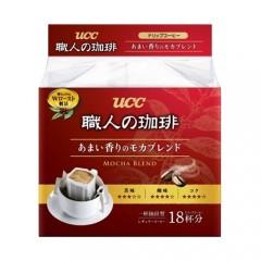UCC장인의 커피 드립 18개입 대용량 (모카 브렌드 맛)