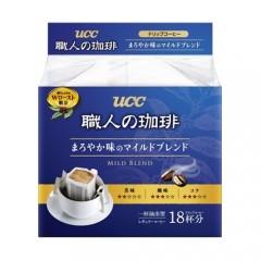 UCC장인의 커피 드립 18개입 대용량  (부드러운 마일드 브렌드 맛)