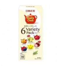 일본홍차 데일리클럽 6종팩 (10봉입)