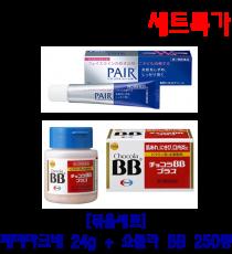 [묶음세트]페어아크네24g+쇼콜라BB250정(대용량)