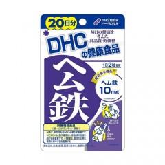 DHC 헤무철(헴철) 20일분 40캡슐