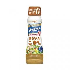 [닛신] 다이어트 콜레스테롤 제로 드레싱 (순한 참깨 맛)