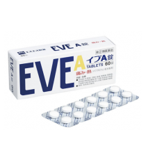 이브 A 60정 (EVE A) 대용량