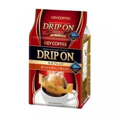 키 커피(key coffee) 드립온 (모카브렌드:빨강) 10봉입