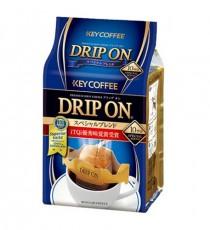 키 커피(key coffee) 드립온 (스페셜브랜드:파랑) 10봉입