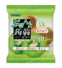 [오리히로] 곤약젤리 키위맛 6개입