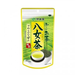 이토엔 오이오차 (야메차) 잎녹차 (부드러운맛:노랑)