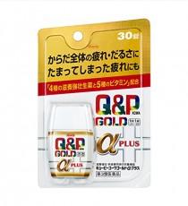 [코와] Q&P 큐앤피골드 알파플러스 30정_큐피코와