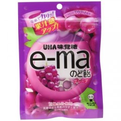 e-ma 이마 노도아메(캔디) 포도맛 리필 50g