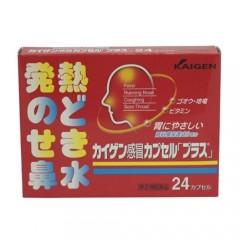 카이겐 감기캡슐플러스 24캡슐_개원 종합감기약