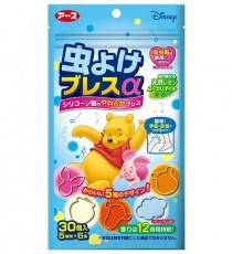 일본 디즈니 푸우 모기 벌레 퇴치 팔찌