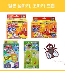 일본 코바에가 호이호이 날파리 트랩, 초파리 트랩, 해충퇴치, 음식물쓰레기 전용 소취제