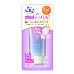 스킨 아쿠아 톤업 UV에센스 SPF50+/PA++++ _ 선크림