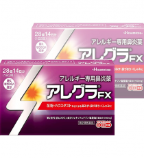 알레그라FX 2종 _ 알레르기 전용 비염약_아레그라