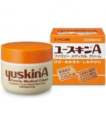 유스킨A 70g _ 피부보습 일본 국민 크림