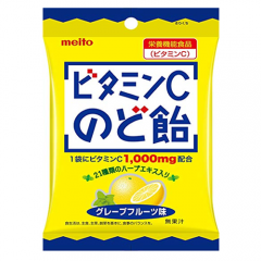 메이토 비타민C노도아메(목캔디) 80g