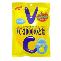 노벨 VC-3000노도아메(비타민 목캔디) 90g