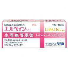 [코와] 에루페인 코와 12정 _ 엘 페인 생리통 전용 진통제