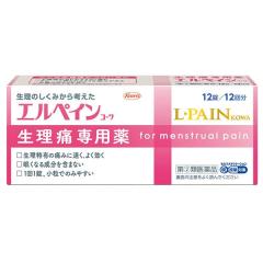 [코와] 에루페인 코와 12정 _ 생리통 전용 진통제