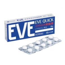 이브퀵 두통약 20정 (EVE QUICK)