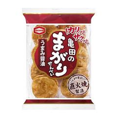 마가리센베 간장맛 18개입_센베이