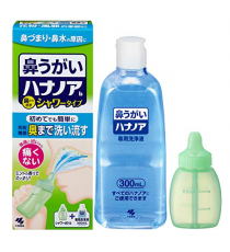 하나노아 샤워타입 비강세척액+세척용기 세트